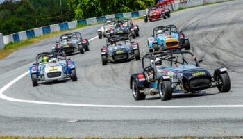New Circuit Produces Closest & Fastest Racing for Caterhams