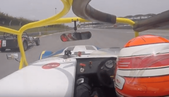 14 Shirendra Caterham Motorsport SEA Sepang April 18 YouTube
